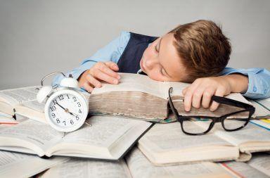 السبخ النوم الانتيابي اليقظة النعاس المفرط حركة العين السريعة