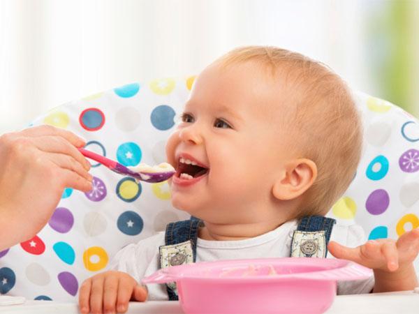 السلامة الغذائية للأطفال بعمر ما فوق السنة