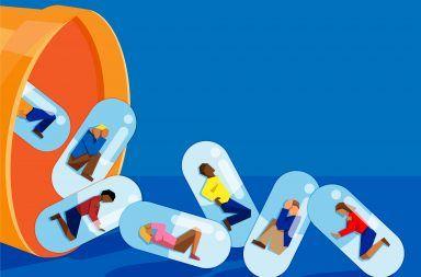 إدمان المواد الأفيونية الإدمان على الأفيون تخفيف الآلام الجسدية أدوية توصف لتخفيف الألم التغلب على إدمان مسكنات الألم علاج الإدمان