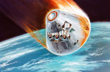 لماذا لا تحترق المركبات الفضائية كما يحدث للنيازك عندما تدخل الغلاف الجوي؟ - بما يختلف السفر عبر الفراغ عن السفر عبر الهواء؟
