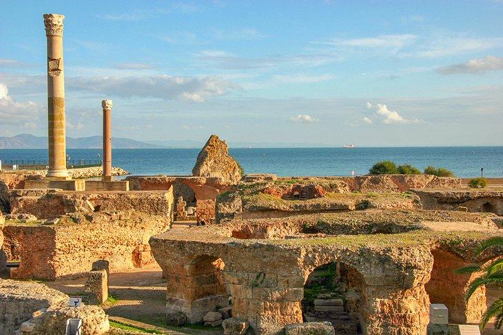 حضارة قرطاجة: معلومات وحقائق