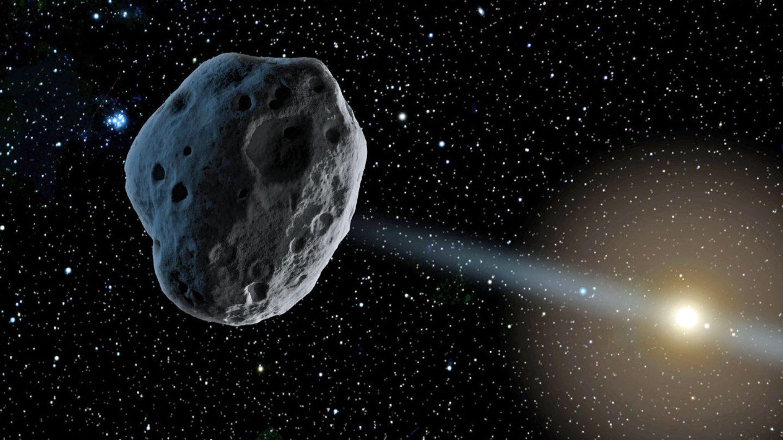 اكتشاف كويكب ضخم أقرب إلى الشمس من كوكب الزهرة