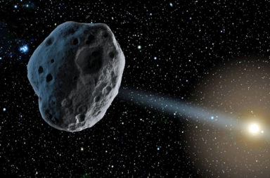 اكتشاف كويكب ضخم أقرب إلى الشمس من كوكب الزهرة - اكتشاف كويكب ضخم يبلغ قطره نحو كيلومترين يدور في نطاق كوكب الزهرة - 2020 AV2