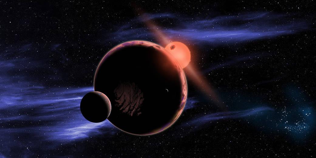 اكتشاف كواكب ضخمة تحمل أدلة حول الغلاف الجوي لعوالم غريبة