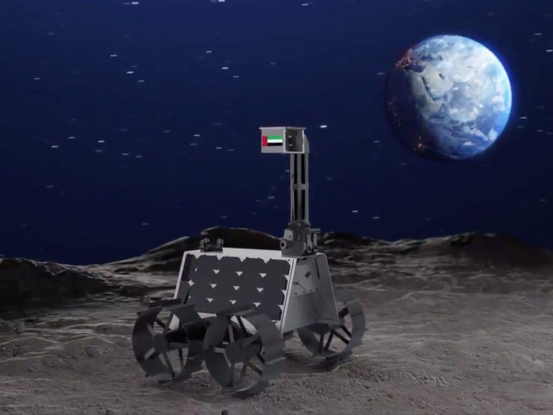 الإمارات تستعد لإطلاق أول مركبة عربية لاستكشاف القمر