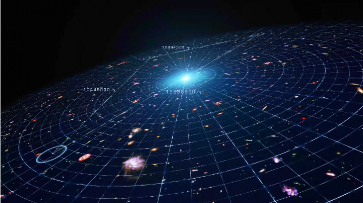 كيف أصبح الكون غير منطقي