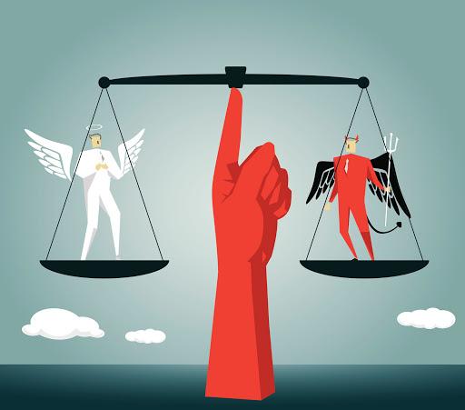 ما هو مصدر الأخلاق لدى الإنسان؟
