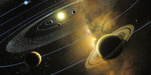 سيتلاشى نظامنا الشمسي تمامًا في وقت أقصر مما ظننا - عدم الاستقرار للنظام الشمسي - تأثير جاذبية الشمس في كواكب المجموعة الشمسية