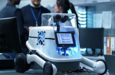 وظائف المستقبل: هندسة الروبوتات - أفلام الخيال العلمي ورواياته - استكشاف سطح القمر والكواكب الأخرى - رواتب مهندسي الروبوتات - مهندس الروبوتات