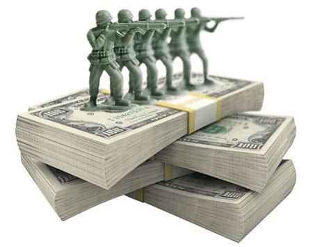 كيف يؤثر الإنفاق العسكري على الاقتصاد؟