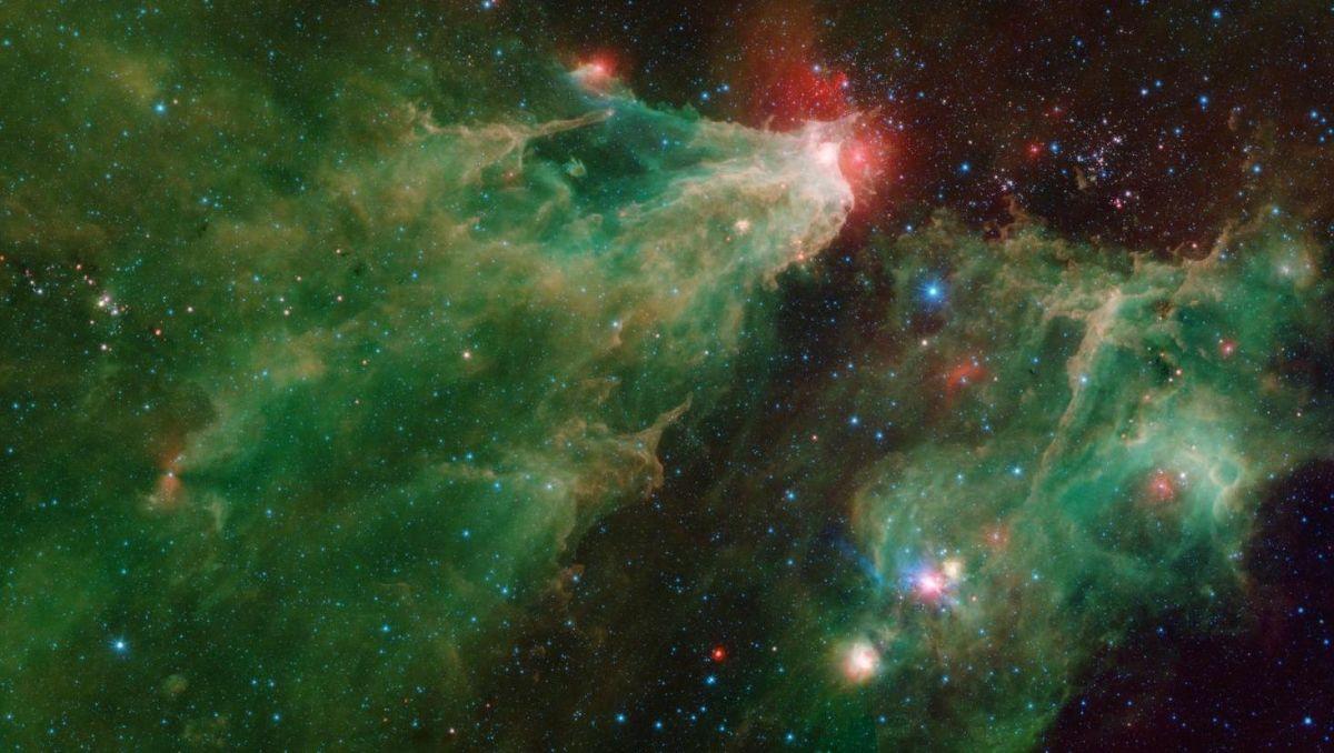 انفجار نووي حراري غامض يدفع نجمًا غريبًا بسرعة عبر مجرتنا
