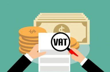 ما هي ضريبة القيمة المضافة - ضريبة الاستهلاك المطبقة على منتج ما - التكاليف المتعلقة باللوازم المستخدمة في الإنتاج - هامش الربح الإجمالي