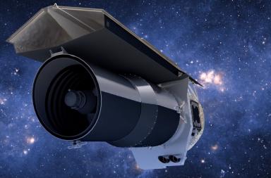 ناسا توقف تليسكوب سبيتزر عن العمل - نجم نيوتروني متوسط خلَّفه انفجار ناتج عن موت نجم أصلي في كوكبة برج الثور - تلسكوب يدور حول الشمس