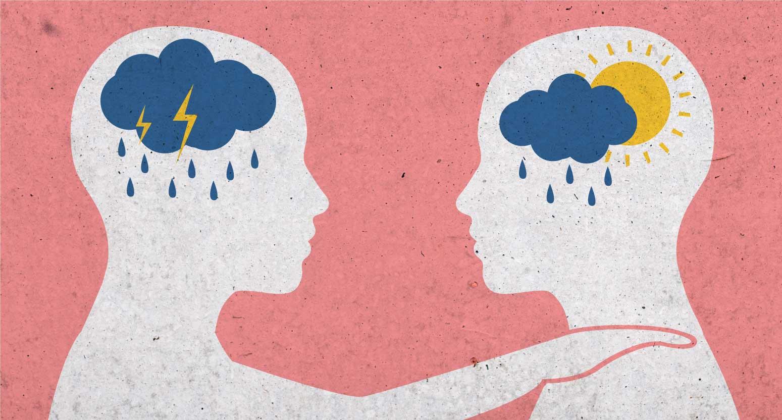 التعاطف والأخلاق والفضيلة - الاهتمام المتوازن بالذات والآخرين - القدرة على العيش التعاوني - تطور الاهتمام والتعاطف - الانشغال بمشاعر الآخرين