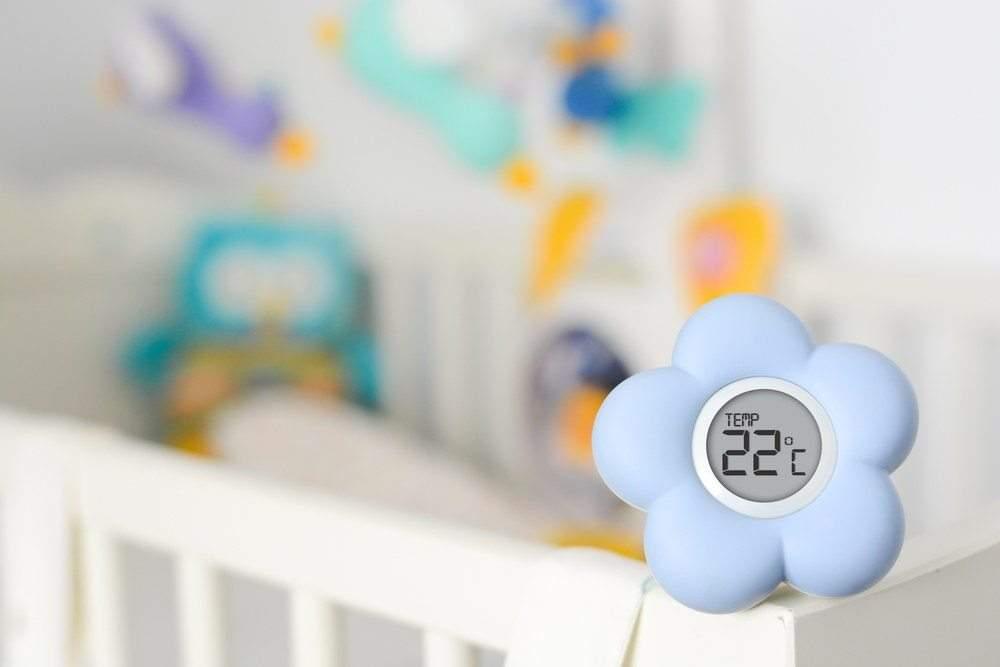 ما هي درجة الحرارة المُثلى لغرفة المولود؟