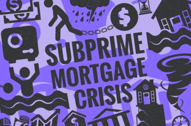 الأزمة المالية العالمية في خريف 2008: أزمة الرهن العقاري وانهيار البنوك - الفترة التي شهدت خسارة أسواق المال الرئيسة أكثر من 30% من قيمتها