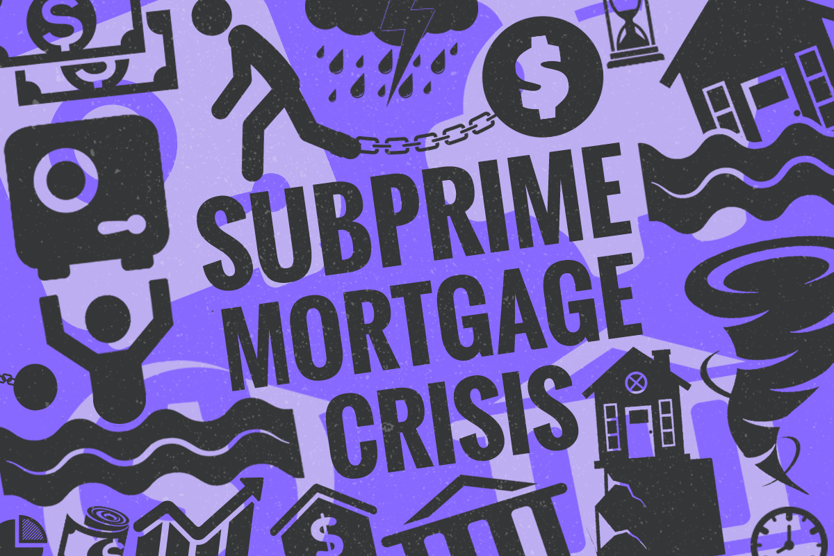 الأزمة المالية العالمية في خريف 2008: أزمة الرهن العقاري وانهيار البنوك
