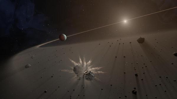 اكتشاف كوكب فريد يدور حول نجم بعيد - رصد علماء الفلك كوكبًا فريدًا من نوعه يدور حول نجم يشبه شمسنا كثيرًا ويبعد عنا نحو 730 سنة ضوئية