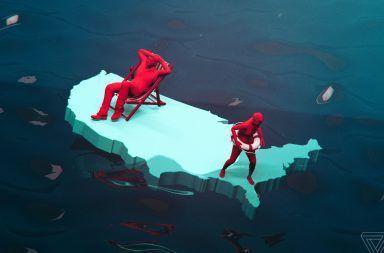 قد ينهي التغير المناخي الحضارة البشرية كما نعرفها بحلول عام 2050 وفقًا لتحليل جديد التغير المناخي والاحتباس الحراري يؤدون لانقراض البشرية