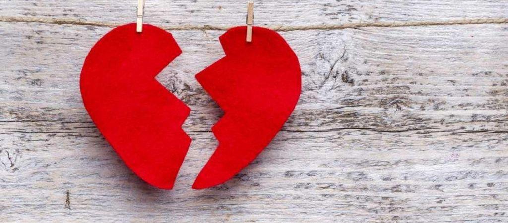 متلازمة القلب المنكسر في الجانب المظلم للعواطف الشجية