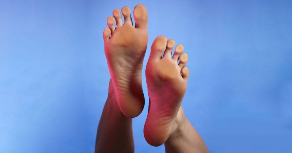 الهوس الجنسي بالأقدام (فتيش القدم): كل ما تود معرفته