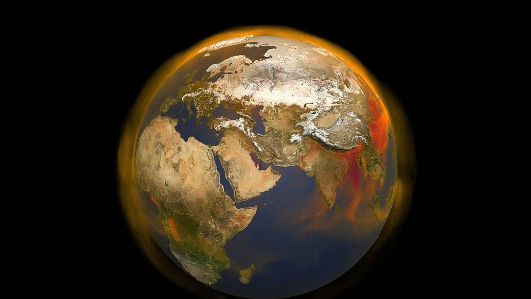 عام 2020 كان الأشد حرارة على الأرض منذ بدء السجلات