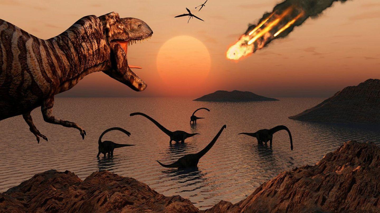 هل تسببت المادة المظلمة فى إنقراض الديناصورات؟