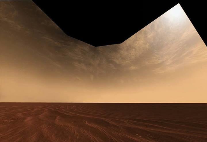 الصحراء التي لم يزرها أحد